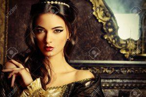 Poesia: il vestito della regina di Francia