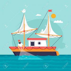 Favola: il pescatore e l'eremita (per ragazzi)